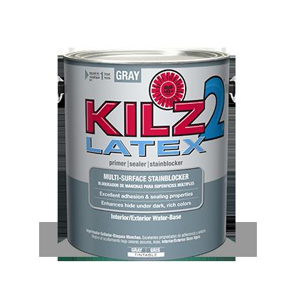 Kilz 2 Latex Gray