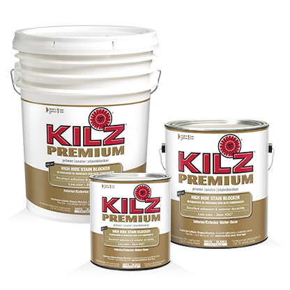Kilz Premium Primers Specialty Paints Concrete Care Products Kilz