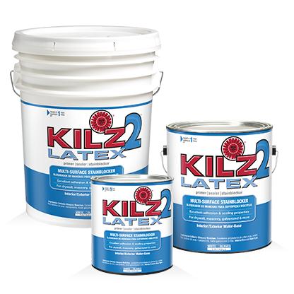 Kilz 2 174 Latex Primers Specialty Paints Amp Concrete Care