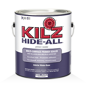 Kilz Odorless Primers Specialty Paints Concrete Care Products Kilz