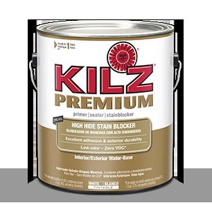 Kilz Reg General Purpose Exterior Primers Specialty Paints Concrete Care Products Kilz