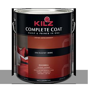 Kilz complete coat eggshell download pdf for One coat exterior paint reviews