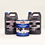 Cans of KILZ® 1-Part Epoxy Concrete & Garage Floor Paint