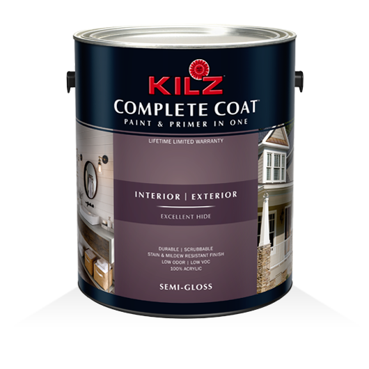 Kilz Complete Coat Semi Gloss