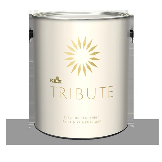 KILZ® TRIBUTE®   EGGSHELL   Interior Paint, Specialty Paints