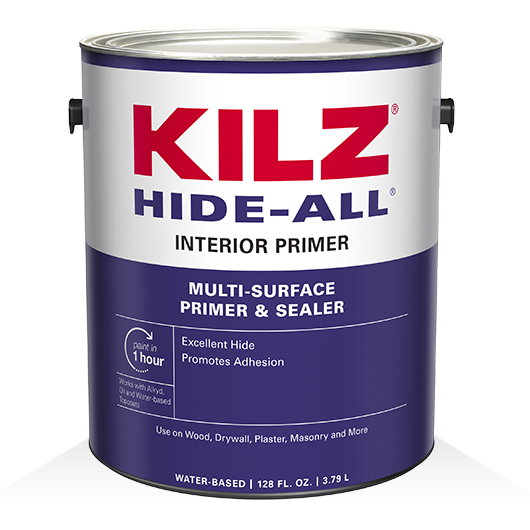 KILZ® HIDE-ALL®<br/> Interior Primer