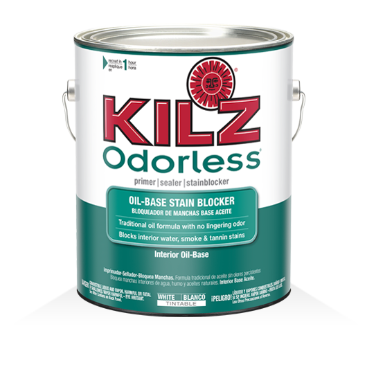 Kilz Original Primers Specialty Paints Concrete Care Products Kilz