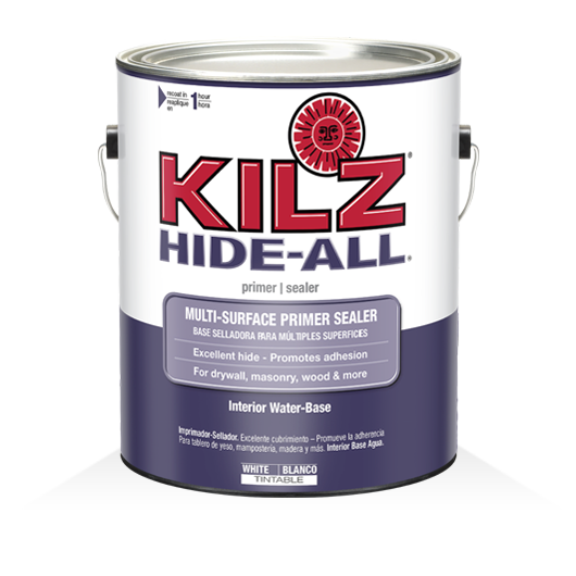 Kilz Hide All 174 Multi Surface Primer And Sealer Kilz 174