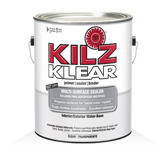 Kilz Klear High Performance Primer Sealer Kilz