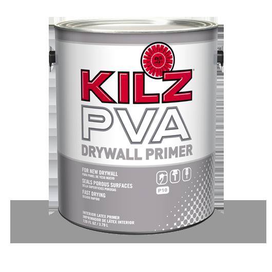 Kilz Pva Drywall Primer Kilz