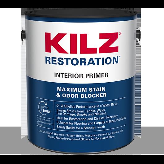 Kilz Restoration Interiorprimer Kilz