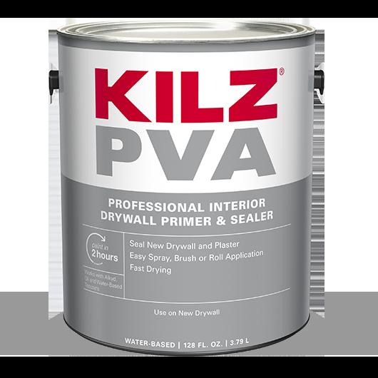 Kilz Pva Drywall Primer Professional Interior Primer Kilz