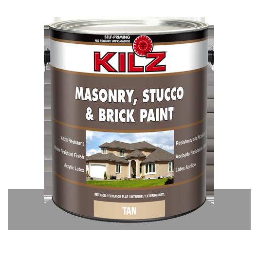 Genial KILZ® Masonry, Stucco U0026 Brick Flat Paint
