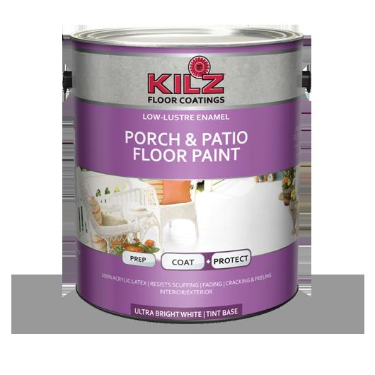 Kilz 174 Primers Paints Wood Care Amp Concrete Stains Over
