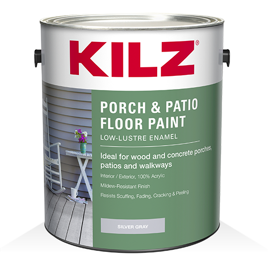 KILZ® Porch & Patio Floor Paint