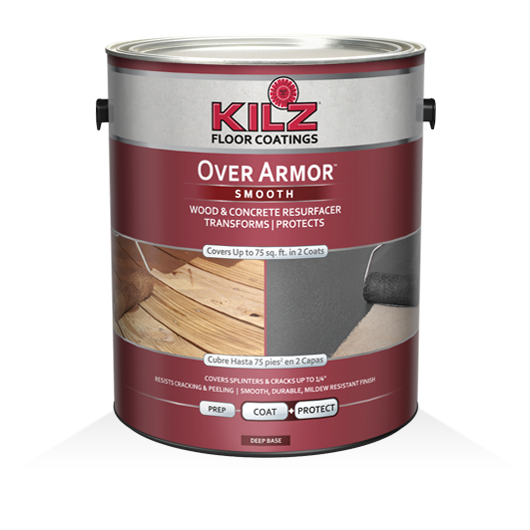 KILZ OVER ARMOR® Smooth