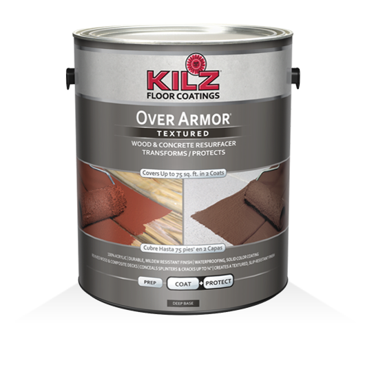 KILZ OVER ARMOR® Textured