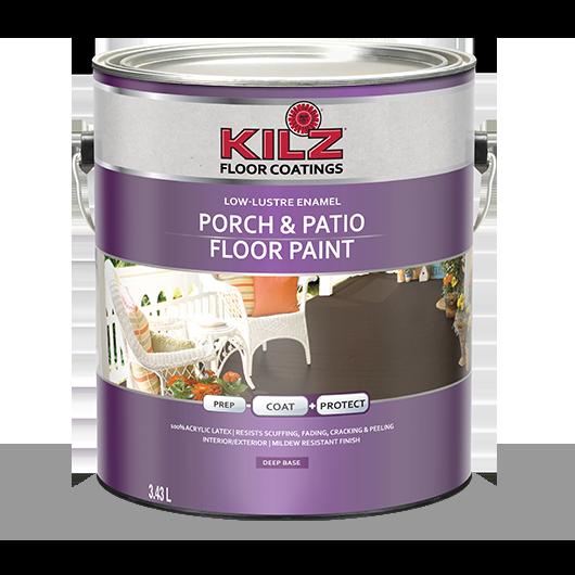 Kilz Porch Patio Floor Paint Primers Specialty Paints