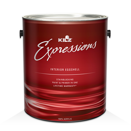 Kilz Expressions Eggshell Interior Paint Specialty Paints