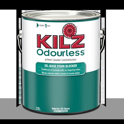Kilz Odourless Primers Specialty Paints Concrete Care