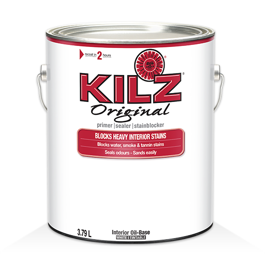 Kilz Original Primers Specialty Paints Concrete Care Products