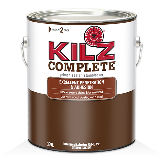 Kilz Complete Primers Specialty Paints Concrete Care Products
