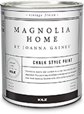 Can of Magnolia Home chalk style paint