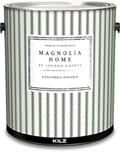 Can of Magnolia Home premium interior eggshell paint