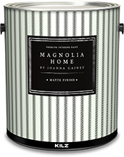 Can of Magnolia Home premium interior matte paint
