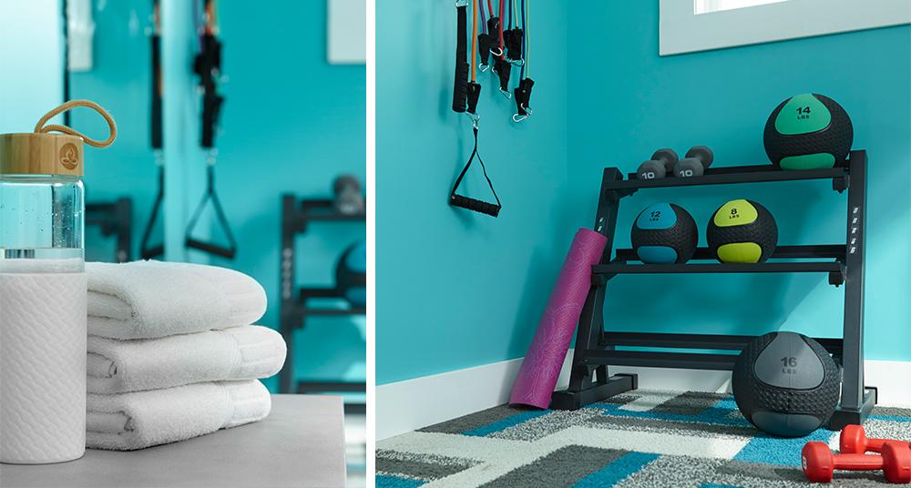 Home Gym Details