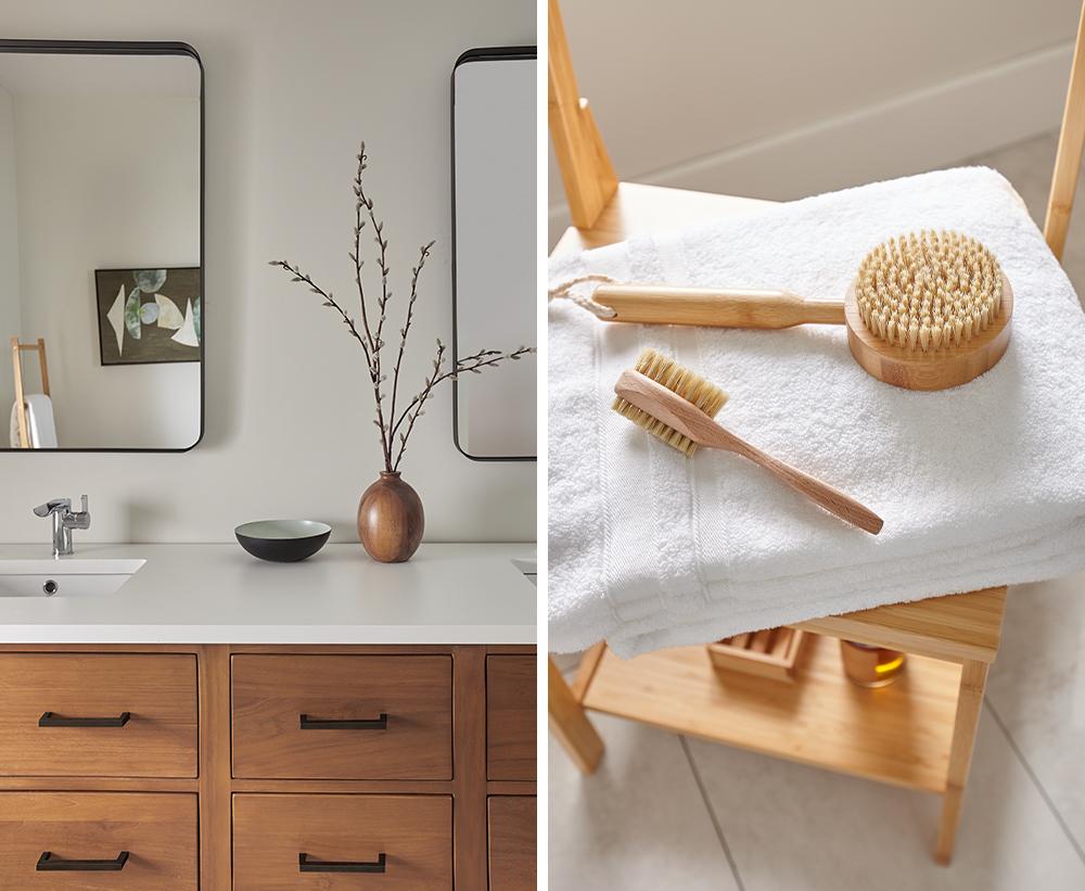 Turn a Bland Bathroom into a Serene Spa