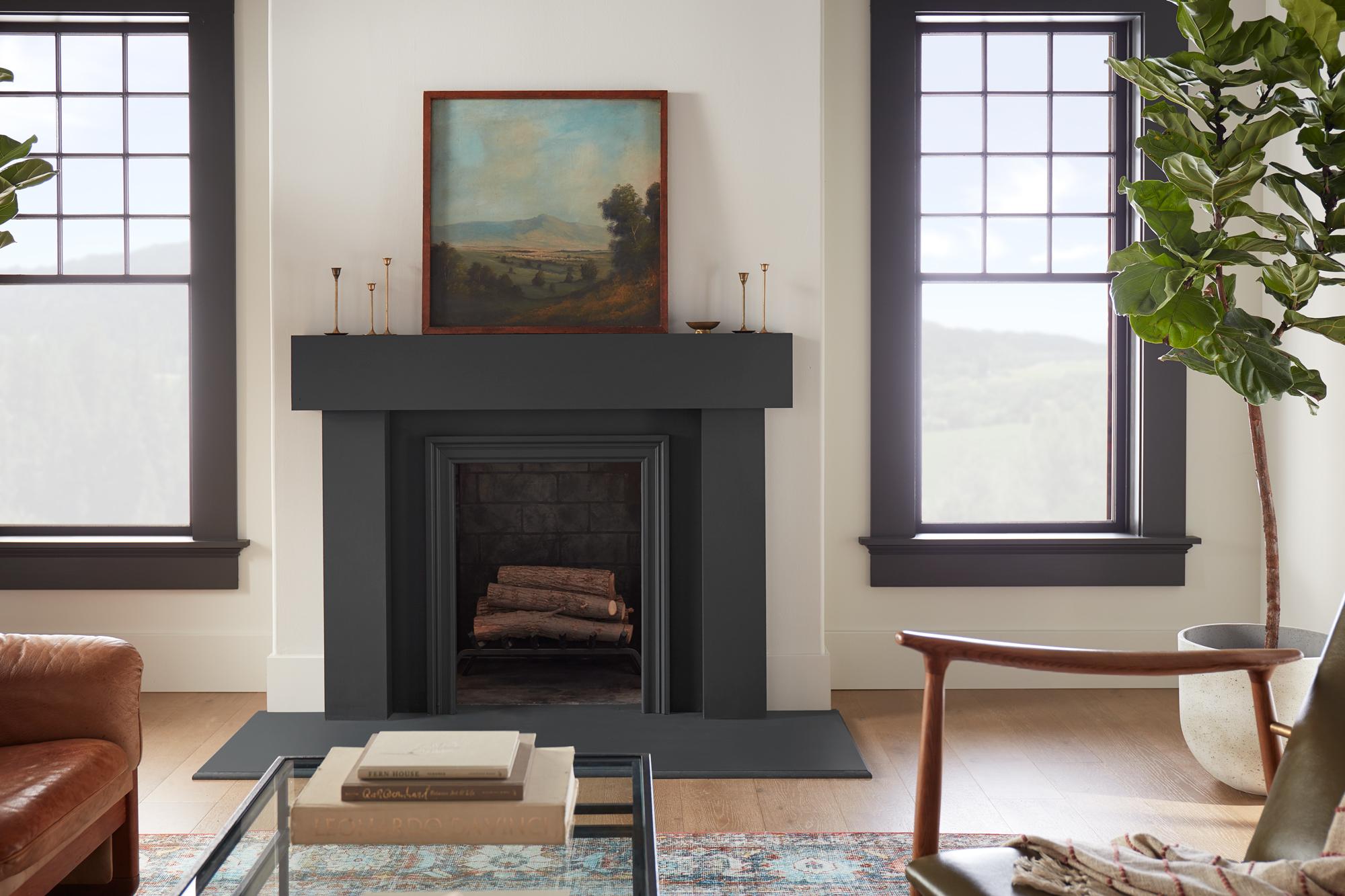 Magnolia Home Classic and Cozy Living Room