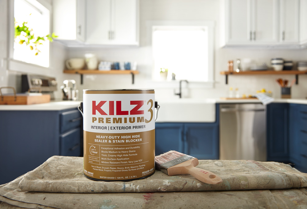 Pro Spotlight: Tom Kraeutler Talks Kitchen Cabinets - KILZ 3