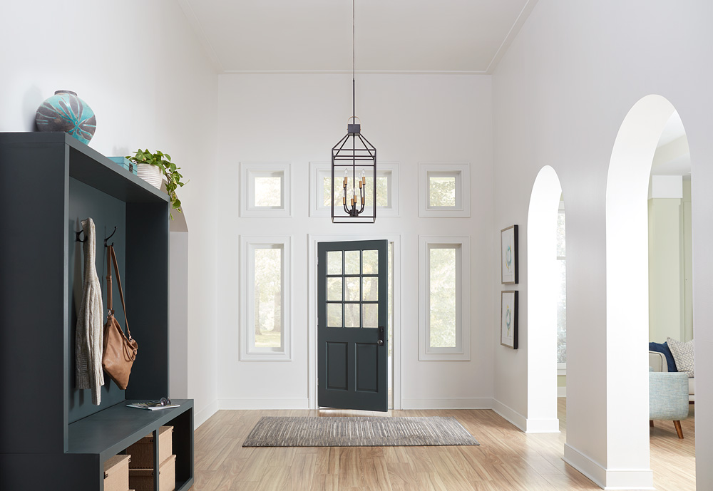 Inviting Entryway Makeover - After