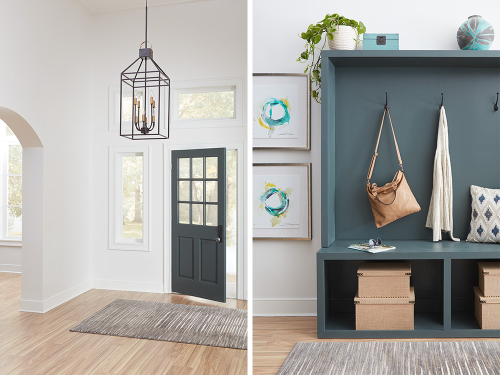 Inviting Entryway Makeover - Details