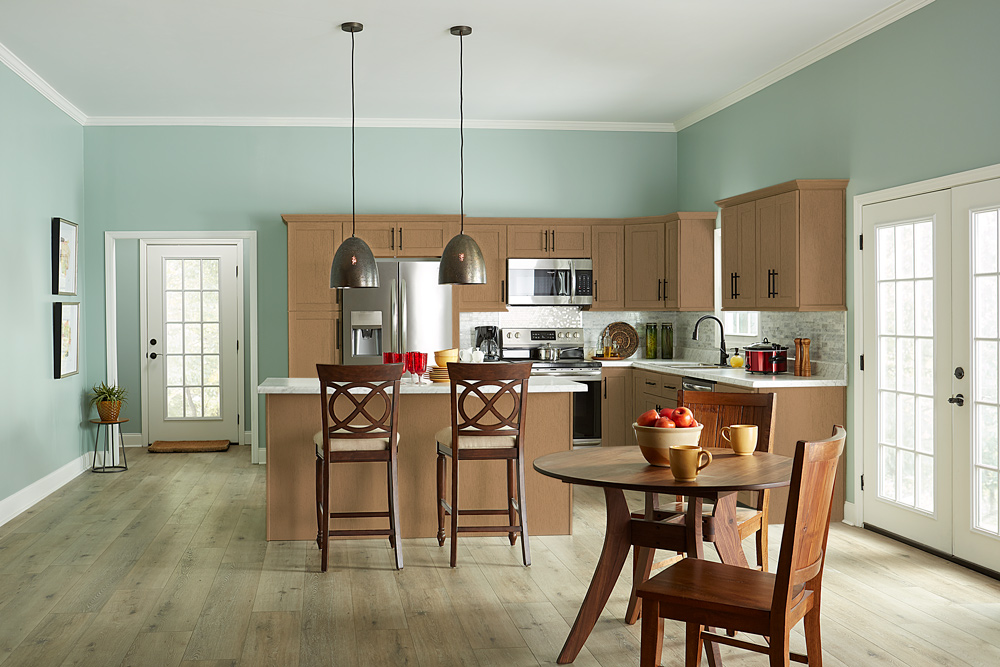 A Fresh Kitchen Makeover: Before