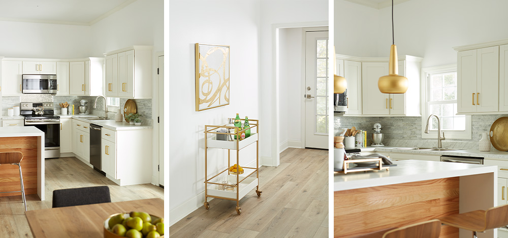 A Fresh Kitchen Makeover: Details