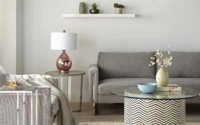 Light and Bright Living Room Makeover