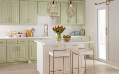 Craving a Kitchen Makeover? Start with the Cabinets!